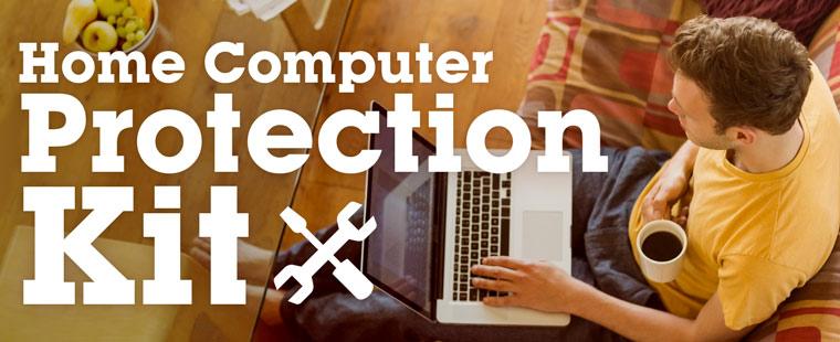 Home Computer Protection Kit